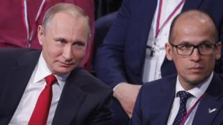 Путин и Бречалов