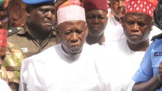 Gwamnan jihar Kano, Abdullahi Umar Ganduje