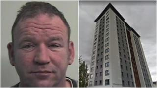 Stephen Wallace and Williamsburgh Court, Paisley.