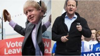Boris a Cameron