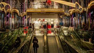 Türkiye alışveriş merkezi