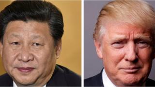 Xi dan Trump