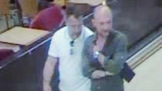 CCTV from Sainsbury's in Worthing on 20 June