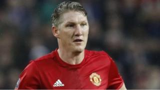 Le milieu de terrain allemand Bastian Schweinsteiger va rejoindre Chicago Fire, club de Major League Soccer