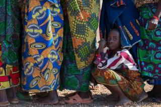 Wakimbizi wa Burundi waliopo nchini Uganda