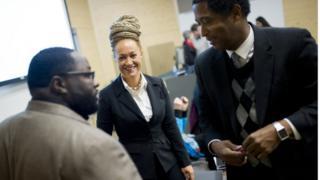 Rachel Dolezal recém-eleita presidente da NAACP de Spokane