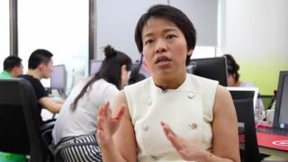 Picture of Janet Chen, founder of Tophot