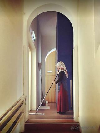 Zeynep, fotoqrafçı Kees Wennekendonk-un fotosərgisinin siması olub.