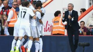 Mourinho da 'yan wasan United