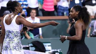 Serena Williams na Venus Williams