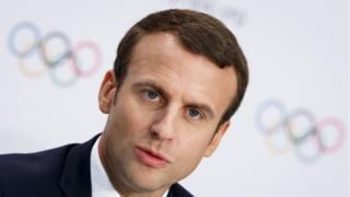 Emannuel Macron