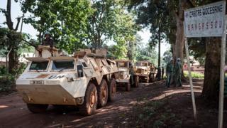 Bocaranga ou encore Bangassou sont régulièrement visés par des attaques armées comme d'autres régions de la Centrafrique