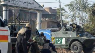 """Кол салууга Пакистандагы """"Талибан"""" кыймылы жоопкерчиликти алды"""