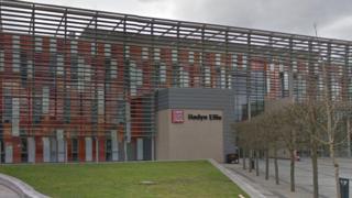 Haydn Ellis Building