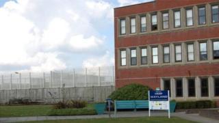 Wayland Prison