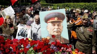 День Победы в Киеве 9 мая 2015 года