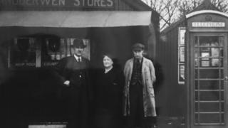 Cafodd y siop ei sefydlu yn 1926