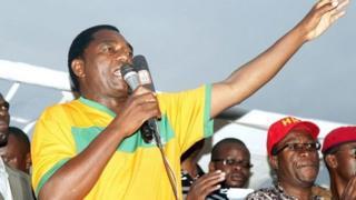 Hakainde Hichilema est poursuivi pour avoir gêné le passage du convoi du président Edgar Lungu dont il conteste la réélection.