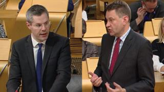 Derek Mackay and Murdo Fraser