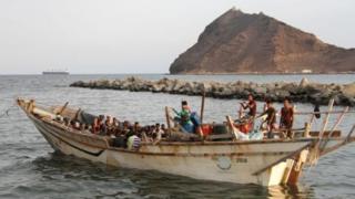У вересні влада Ємену депортувала у Сомалі нелегальних біженців