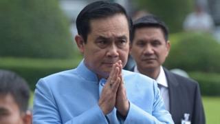 พลเอกประยุทธ์ จันทร์โอชา นายกรัฐมนตรีไทย