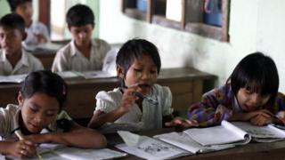 Anak-anak Rohingya