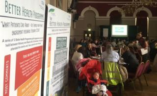 County Durham and Darlington NHS Foundation Trust and clinical commissioning group public meeting