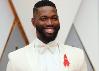 Writer Tarell Alvin McCraney