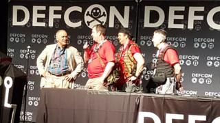 Garry Kasparov at DefCon