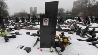 Sergey Maqnitskinin qəbri