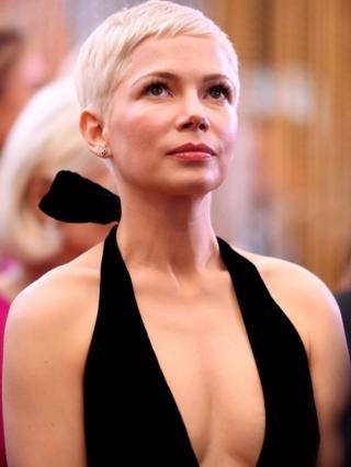 Actor Michelle Williams