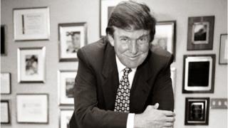 Trump oo ganacsade ah