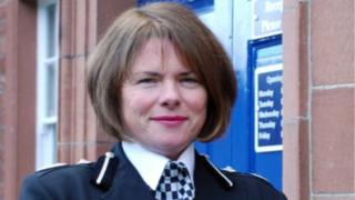 New chief constable Michelle Skeer