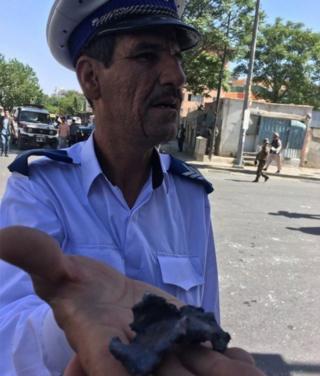 Ооганстандын борбору Кабулда кубаттуу жардыруу орун алды.