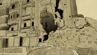 Raqqa diary animation