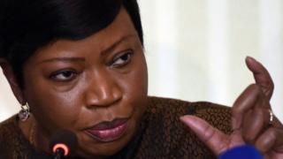 Fatou Bensouda annonce l'ouverture d'un examen préliminaire sur les violences post-électorales au Gabon.