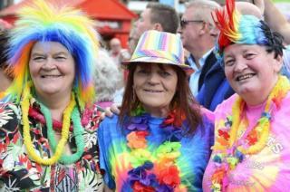 Belfast Pride Parade 2017