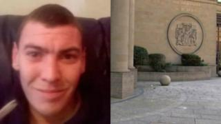 Russell Robertson murder trial