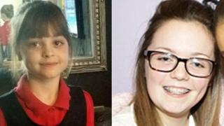 Saffie Roussos and Georgina Callander