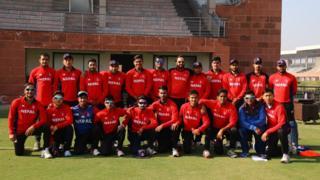 राष्ट्रिय क्रिकेट टोली