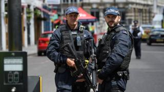 الشرطة البريطانية في حالة تأهب بعد الهجوم