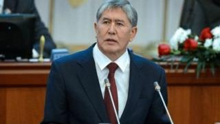 Almazbek Atamboyev