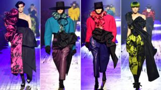 Marc Jacobs NYFW outfits