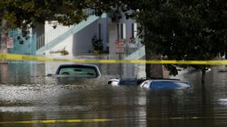Flooding in San Jose