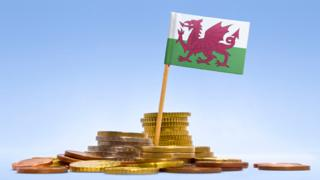 Money Wales graphic
