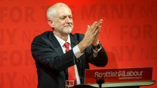 General choosing 2017: Corbyn would 'open talks' over indyref2