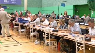 Medway count
