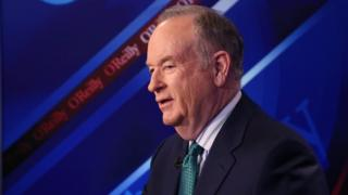 Bill O'Reilly presents The O'Reilly Factor on The Fox News Channel in New York, 17 March 2015