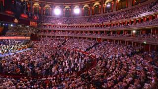 Royal Albert Hall interior