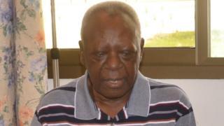 Spika Mstaafu wa Bunge la Tanzania Samuel Sitta mwezi Septemba, 2016.